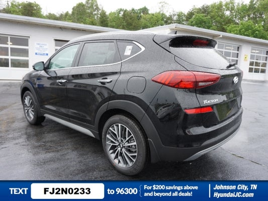 Friendship Hyundai Johnson City >> 2020 Hyundai Tucson Limited Johnson City TN | Elizabethton ...