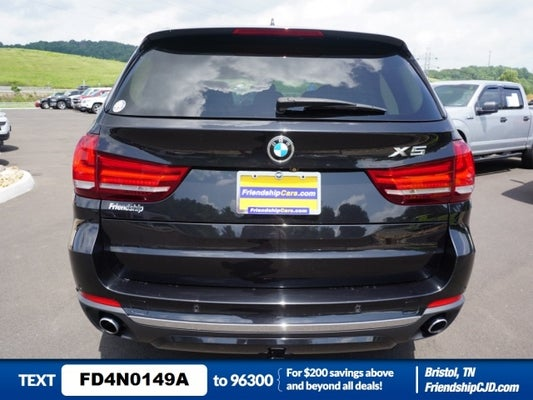 Friendship Hyundai Johnson City >> 2015 BMW X5 xDrive35i Johnson City TN | Elizabethton ...